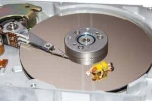 having hard drive issues