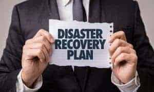 Start a Disaster Recovery Plan