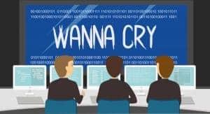 Wannacry Ransomware Infection