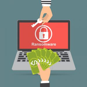 Ransomware Bitcoin payment