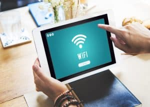 Internet Wifi 6E CPROU