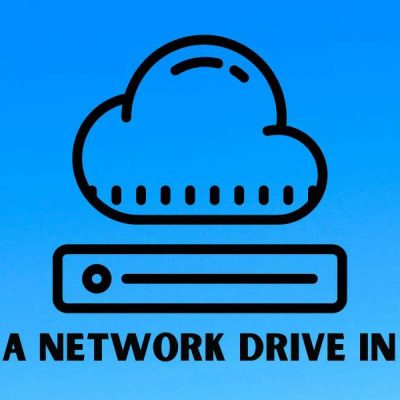 Map a Network Drive – Three Options