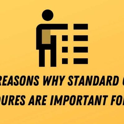 6 Major Reasons Why Standard Operating Procedures Are Important for MSP'S