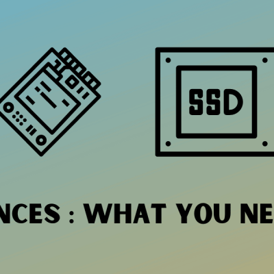 SSD Differences : What You Need to Know