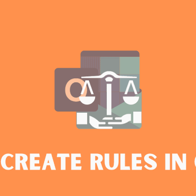 How to Create Rules in Outlook